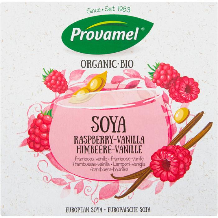 Sojas jogurts ar avenēm un vaniļu, BIO, PROVAMEL, 4x125g
