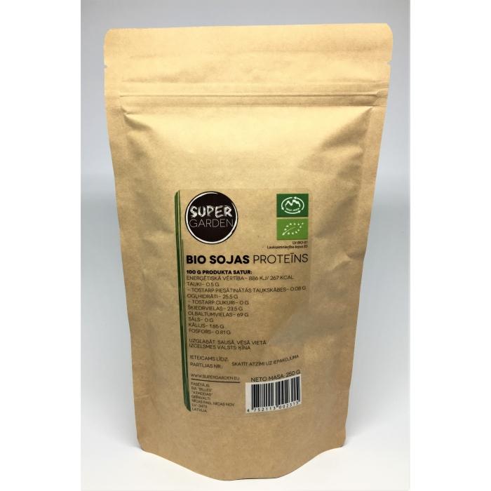 Sojas proteīna pulveris BIO 250g