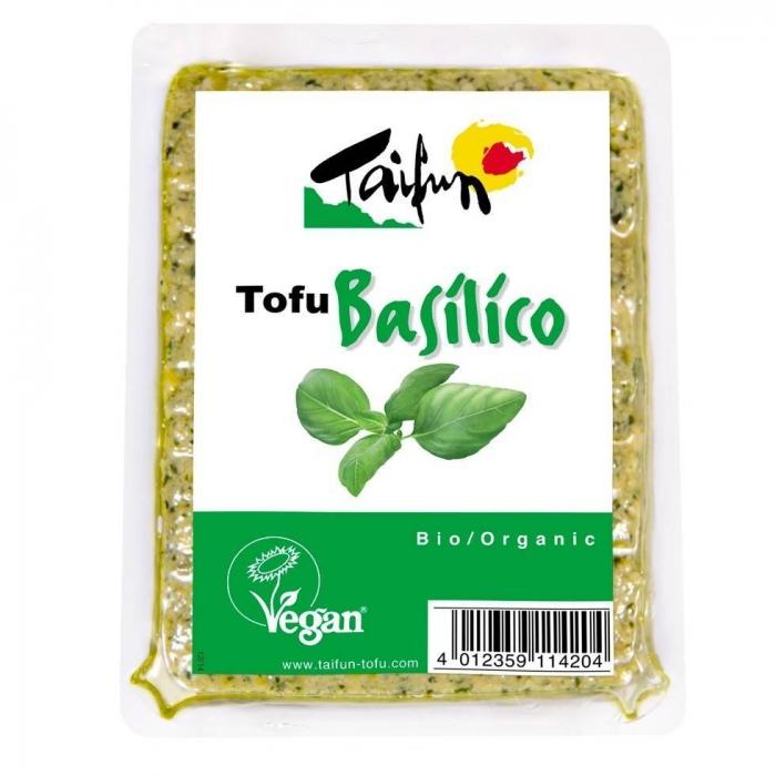 Tofu ar baziliku, BIO, TAIFUN, 200g