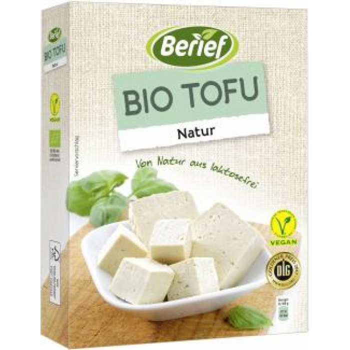 Tofu bez piedevām, BIO, BERIEF, 2x200g