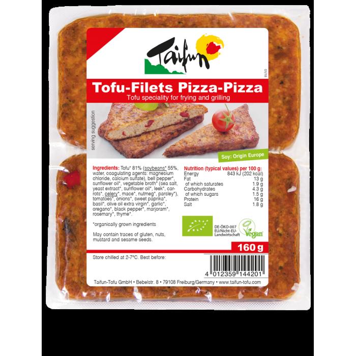 Tofu fileja ar picas garšu, BIO, TAIFUN, 160g