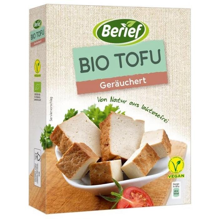 Tofu kūpināts, BIO, BERIEF, 2x175g