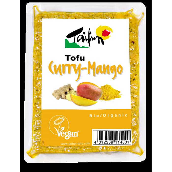 Tofu, karijs-mango, BIO, TAIFUN, 200g