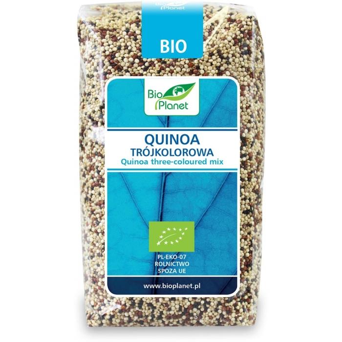 Trīskrāsu kvinoja BIO 500g