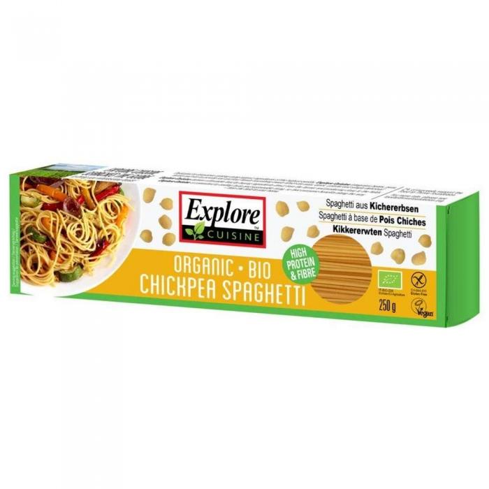 Turku zirņu spageti BIO 250 g