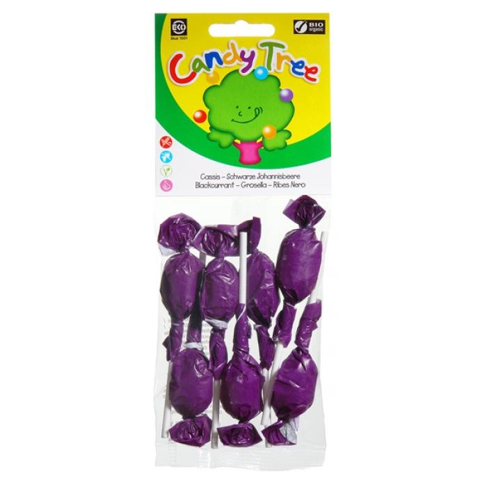 Upeņu konfektes uz kociņa BIO 7x10g