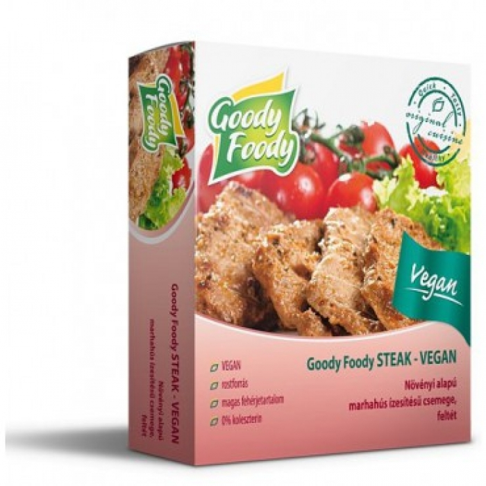 Vegāniska alternatīva steikam, GOODY FOODY, 145g